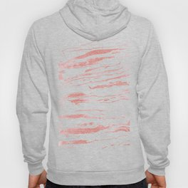 Modern abstract pink marbleized paint. Hoody