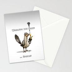Whaddafuq You Want? Stationery Cards