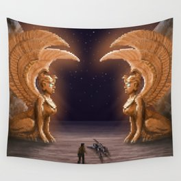 Be Confident! Wall Tapestry