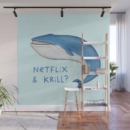 Netflix & Krill Wall Mural