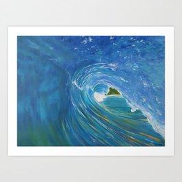 Ocean Dream Art Print