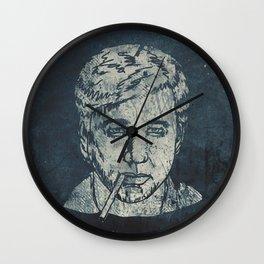 Bill Hicks Wall Clock