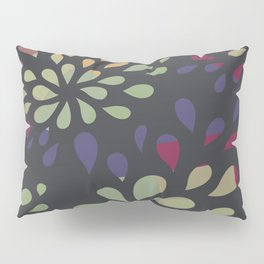 Dark drops 2 Pillow Sham