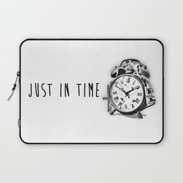 Just In Time Laptop Sleeve