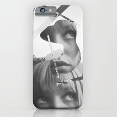 She left pieces of her life iPhone 6s Slim Case