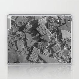 Broken Bricks Laptop & iPad Skin