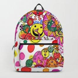 Circle of Circular Stuff Doodle Backpack