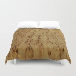 original birch wooden design the nature is awesome Duvet Cover