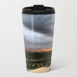 Catch a double full rainbow Metal Travel Mug