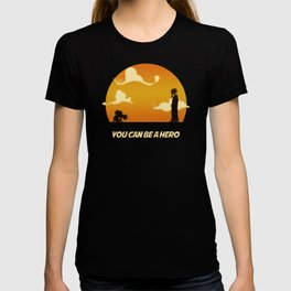 My Hero Sunset T-shirt