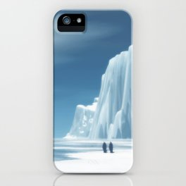 Glaciar iPhone Case
