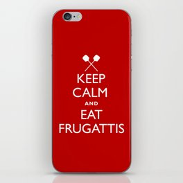 EAT FRUGATTI'S iPhone Skin