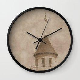 Country Club Wall Clock