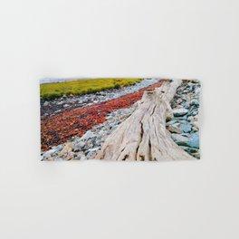Beach Lines at Seawall Hand & Bath Towel