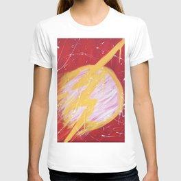 Flashed. T-shirt
