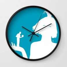 There's Something About Mary Wall Clock