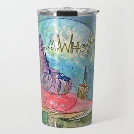 Alice and the Caterpillar Travel Mug
