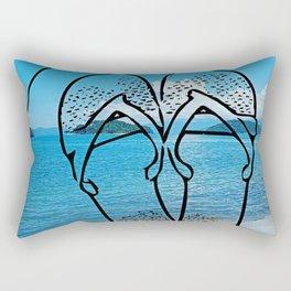 parati Rectangular Pillow