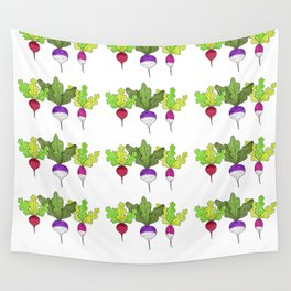 Repeating Roots Wall Tapestry