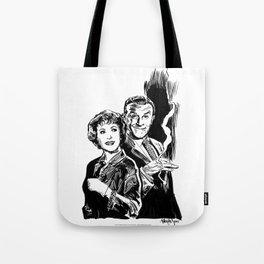 BURNS & ALLEN Tote Bag