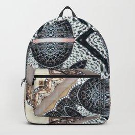 Art Nouveau Beauty Backpack