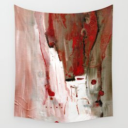 Abstract Horse Wall Tapestry