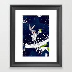 Bugs Bunny - For Iphone Framed Art Print