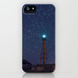 Stars above Marblehead iPhone Case