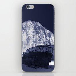 Navagio beach iPhone Skin