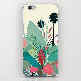 P A L M S P R I N G S iPhone Skin