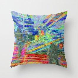 20180103 Throw Pillow