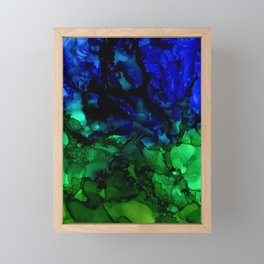 Sea Lettuce Framed Mini Art Print
