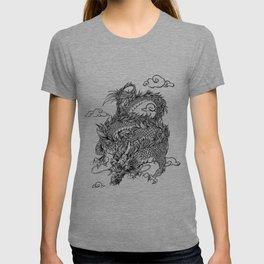 Padre's Dragon T-shirt