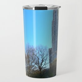 Heinz Chapel and Cathedral of Learning in Pittsburgh 12 Travel Mug