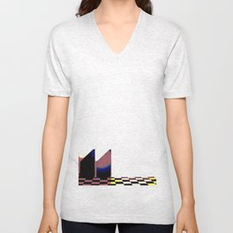 Two Towers Unisex V-Neck