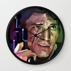 SW#48 Wall Clock