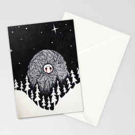 Night Beast 1 Stationery Cards