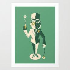 J&H Art Print