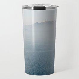 Santorini - Caldera II Travel Mug