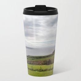 Coast of Ireland Metal Travel Mug