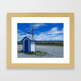 Irishman Creek Framed Art Print