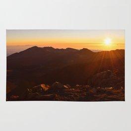 Sunrise Flares Rug