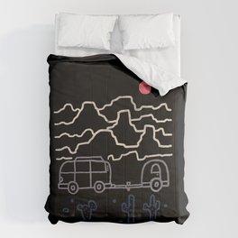 Van Desert Comforters