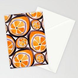 Bunch O' Orange Stationery Cards