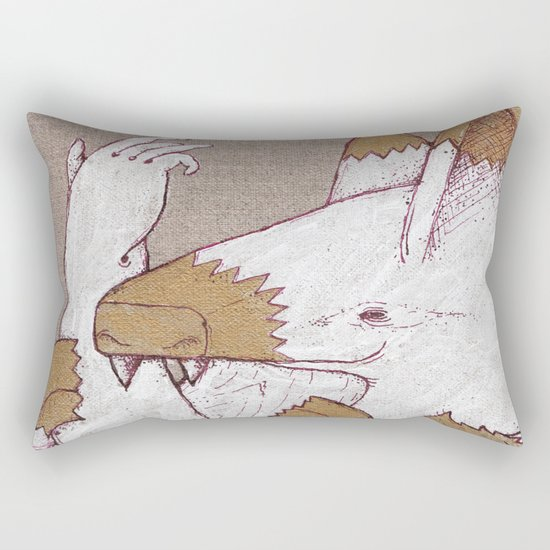 FuFu Rectangular Pillow