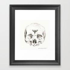 An Omen Framed Art Print