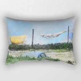 Erice art 6 Rectangular Pillow