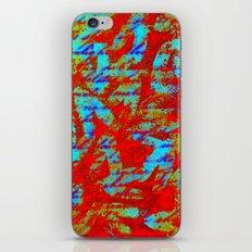 Design Delirium Red iPhone & iPod Skin