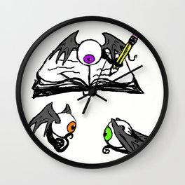 Fleye by Book Wall Clock