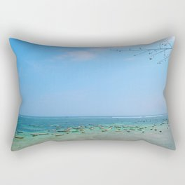 Beach Rectangular Pillow